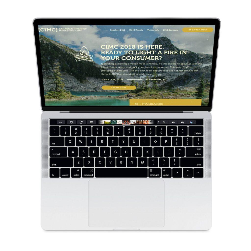 CIMC 2018 website